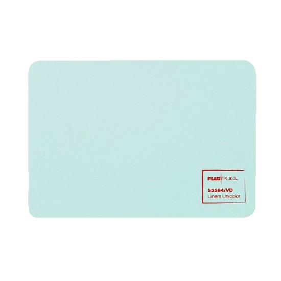 Flagpool Aqua Green 1,5mm Unicolor