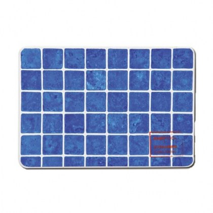 Flagpool Blue Mosaic 1,5mm